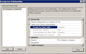 find all foreign keys referencing a table sql server creating foreign key in sql server management studio stack overflow