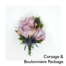 where can i buy a corsage and boutonniere for prom lavender wedding corsage boutonniere package martin s