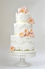 wedding cake lace wedding cake lace decorate styles 16 weddings