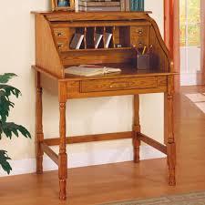 Secretary Desk Chair desks wood table desk with two drawers u0026 desk chair bana home