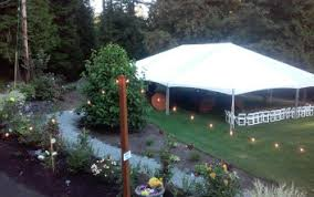 big tent rental woodinville weddings cedarwood out door venue