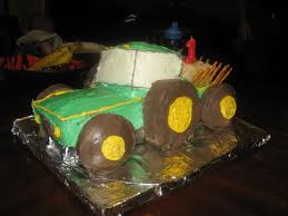 tractor cake topper u2014 liviroom decors tractor cakes for baby shower