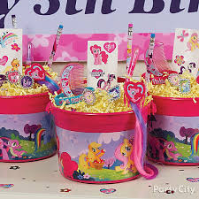 my pony party ideas my pony favor idea party city