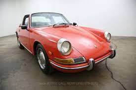 1968 porsche 911 targa for sale 4 porsche 912 for sale dupont registry