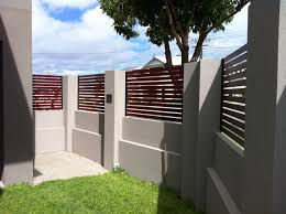 Modern Fence Images About Fence Courtyard Entry Newest Modern Design Ideas