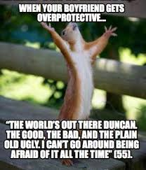 Over Protective Boyfriend Meme Foto - meme creator when your boyfriend gets overprotective the