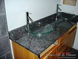 blue pearl granite countertops for kitchen and vanity in