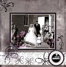 wedding scrapbook pages wedding scrapbook layout ideas simple wedding scrapbook ideas