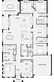Best 25 House Plans Australia Ideas On Pinterest 3d House Plans New House Plans Adelaide