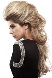 Frisuren Lange Haare Toupiert offene auffällig toupierte frisur für lange haare karneval