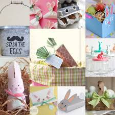 ten great ideas for easter gift packaging homemade for friends