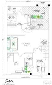 Pakistan House Designs Floor Plans House Plan Drawing 40x80 Islamabad Design Project Pinterest