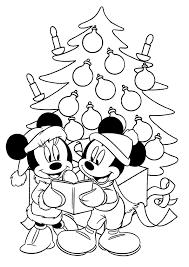 mickey minnie mouse large christmas tree christmas