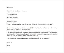 formal business letters templates how to write a formal business letter template proper standard