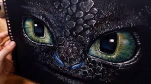 speed drawing toothless train dragon httyd