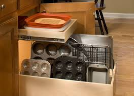 Kitchen Cabinet Roll Out Drawers Decoration Pull Out Kitchen Cabinet Storage Kitchen Cabinet Within