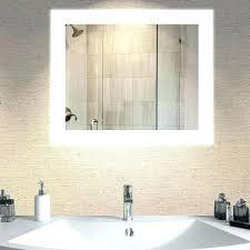 Lighted Bathroom Wall Mirrors Lighted Bathroom Vanity Mirrors Wall Mirrors Lighted Vanity Wall
