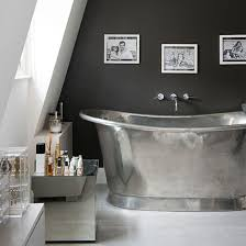 Luxury Bathrooms Ideal Home - Silver bathroom