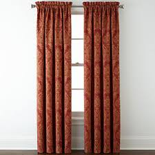 Two Different Colored Curtains Discount Window Treatments U0026 Clearance Curtains Jcpenney