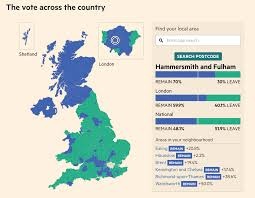 World Map Interactive by Brexit In Interactive Maps And Charts