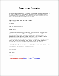Sample Cover Letter For Job Application Doc Easy Resume Samples