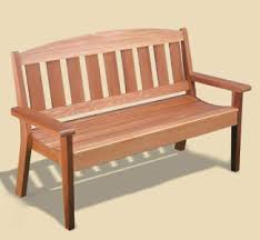 Free Plans For Outdoor Wooden Chairs by Best 25 Cedar Bench Ideas On Pinterest Courtyard Ideas