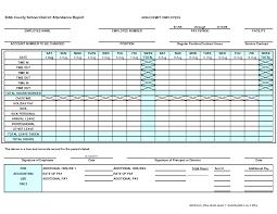 attendance book template masir