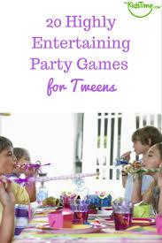 tween halloween party activities the 25 best girls birthday party games ideas on pinterest