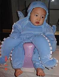 Squid Halloween Costume Halloween Li U0027l Baby Squid Costume Boing Boing