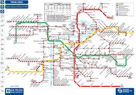 Prague Subway Map by Iupesm 2018 Visiting Prague
