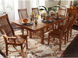 Hickory Dining Room Furniture A America Dining Room Laurelhurst 3 Door Wood Top Server Mission