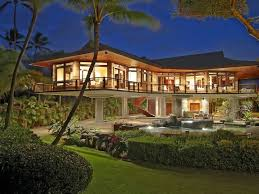 amazing hawaiian house plans design ideas with 2 level flooring