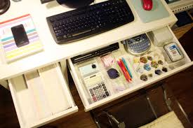 How To Organize Desk Practical And Inspiring Solutions For Organizing Your Work Desk