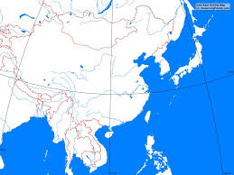 Pakistan Map Blank by East Asia Outline Map A Learning Family