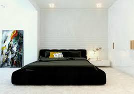 Masculine Bedroom Design Ideas Minimalist Masculine Bedroom Design Ideas With Low Profile Bed