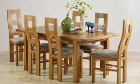 dining room gratifying oak dining room set with 8 chairs notable
