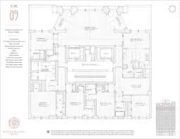 Roman Floor Plan by The Fitzroy Jds Development Group