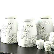 kitchen tea coffee sugar canisters kitchen storage canisters storage canisters for kitchen ceramic tea