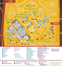 state fair map 2016 state fair of oklahoma map newsok com