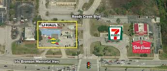 Kissimmee Florida Map by 7421 W Irlo Bronson Memorial Hwy In Kissimmee Florida U2013 Saunders
