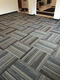 Carpet Tiles by Mohawk Carpet Tile Installed In Kingston Ny The Flooring Source