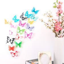 online shop 3d diy wall sticker stickers butterfly stickers home online shop 3d diy wall sticker stickers butterfly stickers home decor room decorations high quality special occasions aliexpress mobile