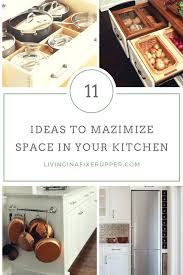How To Organize Small Kitchen Appliances - maximizing function u0026 space in your kitchen free e book