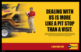 pit rental cat rental pit stop 2 of 2 brad hensley creative services