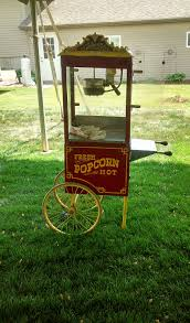 rent popcorn machine party event concession rental in iowa city cedar rapids ia