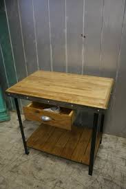 kitchen islands u2014 mid century industrial primitive furnishings
