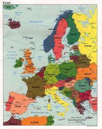 Hungary Map Europe by Denmark Between Germany And Sweden On The North Sea Click On