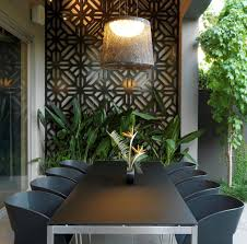 floral laser cut wall decor traditional outdoor decor by horchow