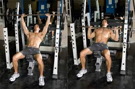 How To Bench Press Alone - incline bench press coach