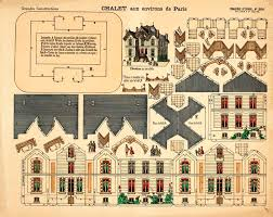 printable model house template best photos of victorian paper house template victorian house